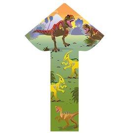 """Breezy Fiers Dinosaurs 42"""" Kite"""