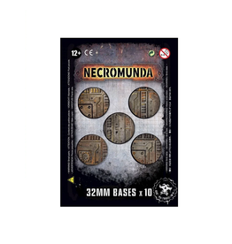 Games Workshop Bases - 32mm Round (10 pieces)