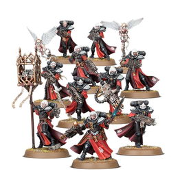 Games Workshop Adepta Sororitas (Battle Sisters Squad)