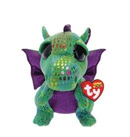 Beanie-Boo (Cinder, Green Dragon)