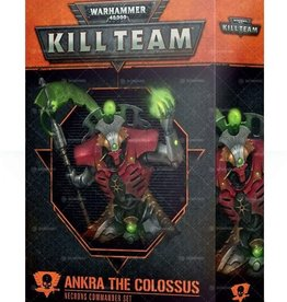 Games Workshop Ankra the Colossus Commander