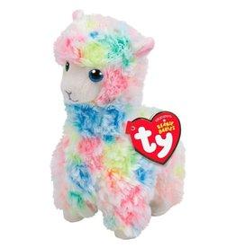 Beanie Baby (Lola, Rainbow Llama)