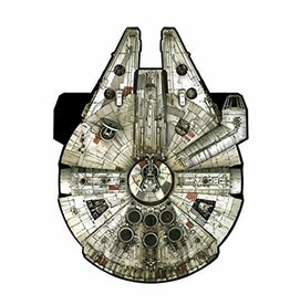 "Millennium Falcon 50"" Tall Kite"