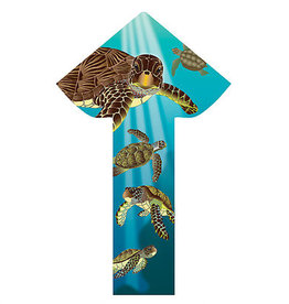 Breezy Fliers Sea Turtles Kite 42""