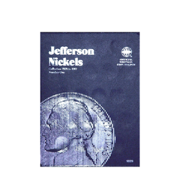 Jefferson Nickels No. 1 (1938-1961)
