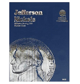 Jefferson Nickels No. 3