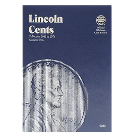 Lincoln Cents No. 2 (1941-1974)