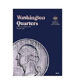 Washington Quarters No. 1 (1932-1947)