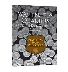 Washington Quarters National Park Collection Volume II (2016-2021)