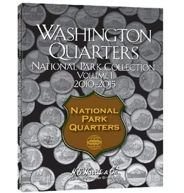 Washington Quarters National Park Collection Volume I (2010-2015)