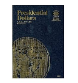 Presidential Dollars No. 1 (2007-2011)