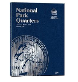National Park Quarters No. 1 (2010-2015)