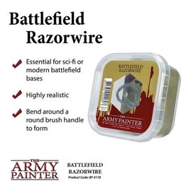 The Army Painter Battlefield: Basing (Razorwire)