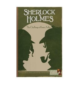Sherlock Holmes: The Challenge of Irene Adler
