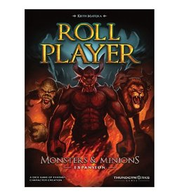 Roll Player (Monsters & Minions Expansion)