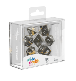 Polyhedral Dice Set (Amber)