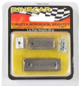 Tungsten Incremental Weights™ Plate (3 oz/85g, flat)