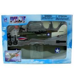P-40 Warhawk (E-Z Build)