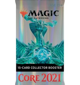 Wizards of the Coast Magic the Gathering: Core 2021 Collector's Pack