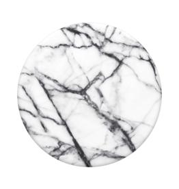 PopGrip Classic: Dove White Marble