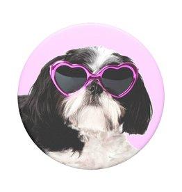 PopSockets PopTop: Sassy Shih Tzu