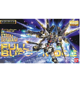 Strike Freedom Gundam Full Burst Mode (Master Grade)