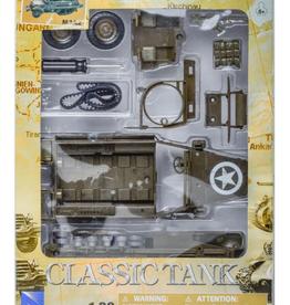 M3A2 Tank (E-Z Build)