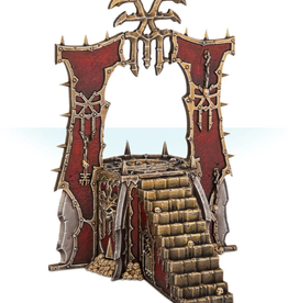 Games Workshop Khorne Skull Altar