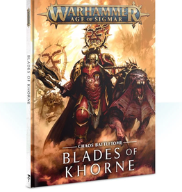 Games Workshop Battletome: Blades of Khornes