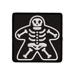 Skeleton Meeple