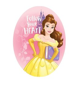 Belle - Adhesive Fabric Patch