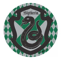 Slytherin - Adhesive Fabric Patch