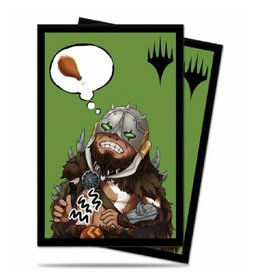 Ultra Pro Sleeves 100ct (Chibi Garruk)