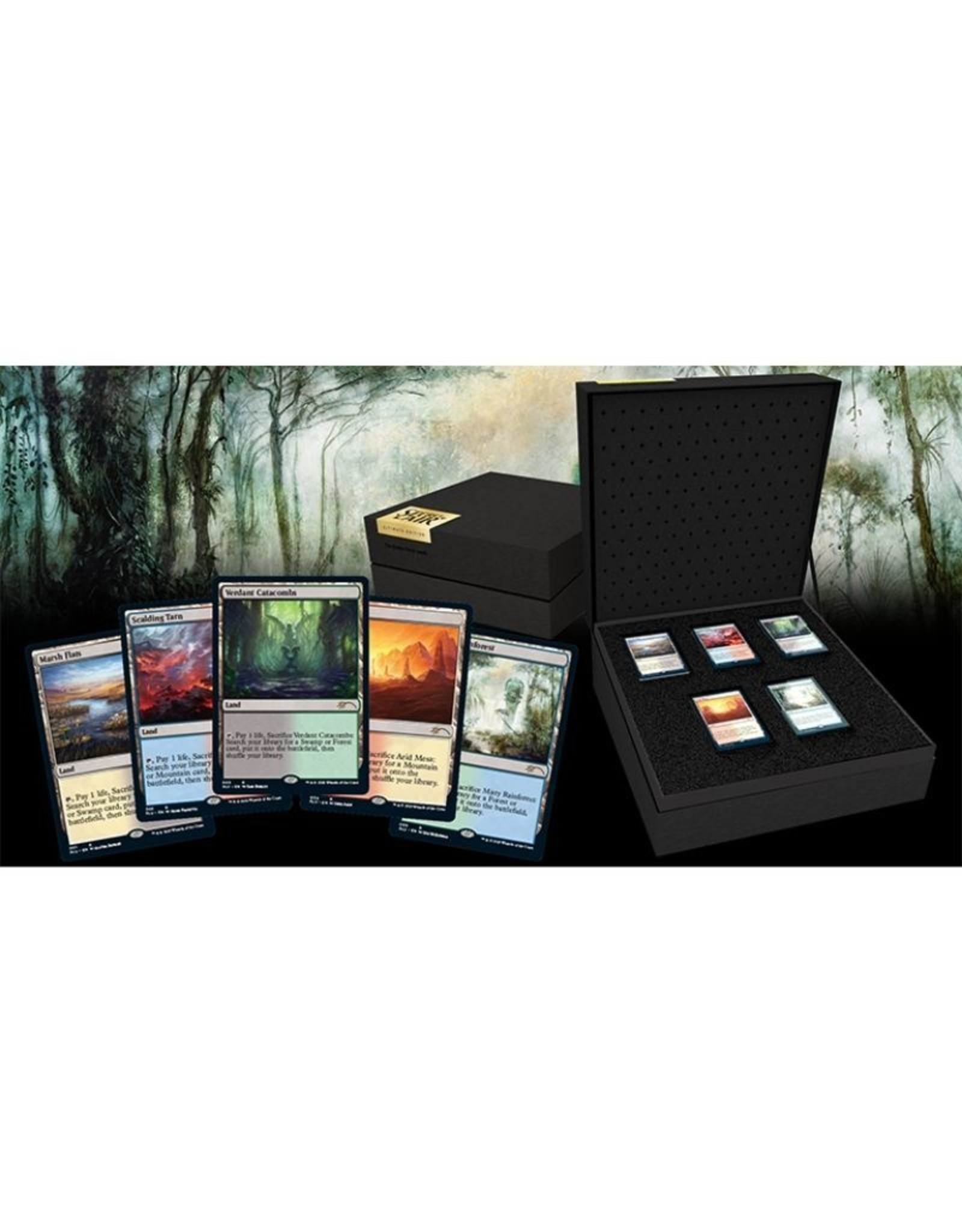 Wizards of the Coast Magic the Gathering: Secret Lair Ultimate Edition