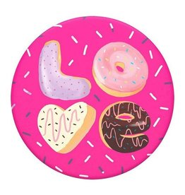 PopGrip Classic: Love Donut