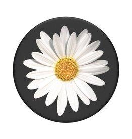 PopGrip Classic: White Daisy