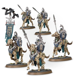 Games Workshop Ossiarch Bonereapers Kavalos Deathriders