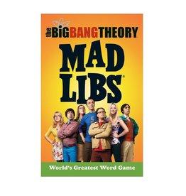 Big Bang Theory Mad Libs
