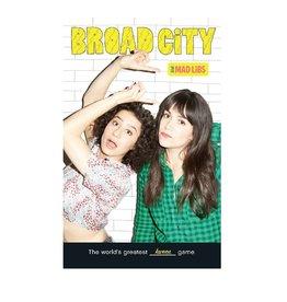 Broad City Mad Libs