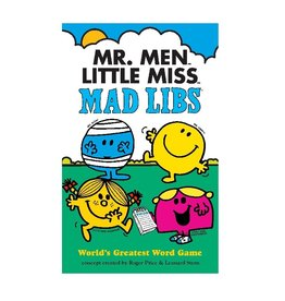 Mr. Men, Little Miss Mad Libs
