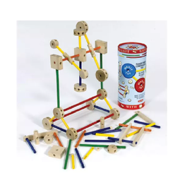Makit Wooden Toy (70 pieces)