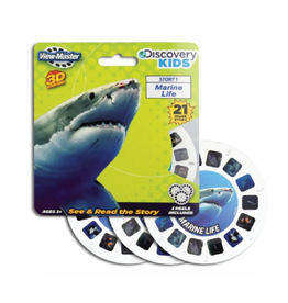 ViewMaster Classic (Marine Life Slides)