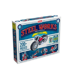 Steel Works Construction Set (5 Models)