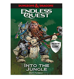 Dungeons & Dragons - Into the Jungle - An Endless Quest Book