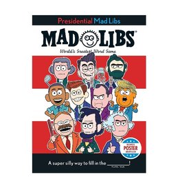 Presidential Mad Libs