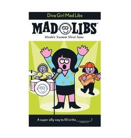 Diva Girl Mad Libs
