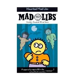 Haunted Mad Libs