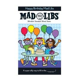 Happy Birthday Mad Libs