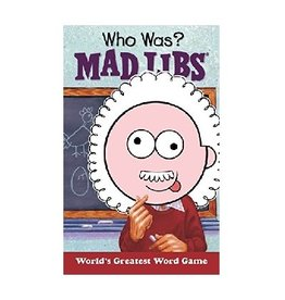 Who Was? Mad Libs