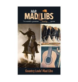 Country Lovin' Mad Libs